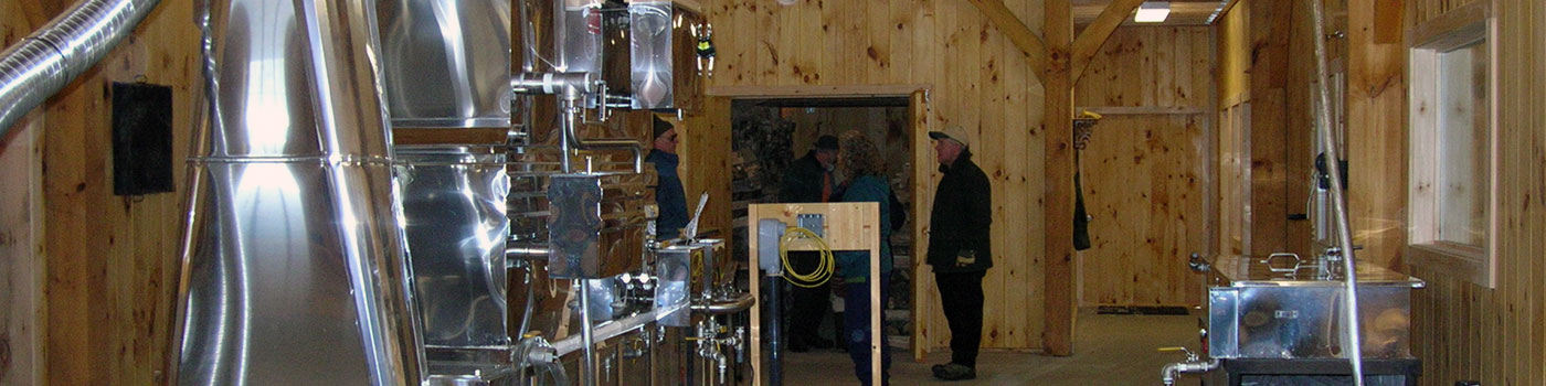 Group Maple Sugarhouse Tours