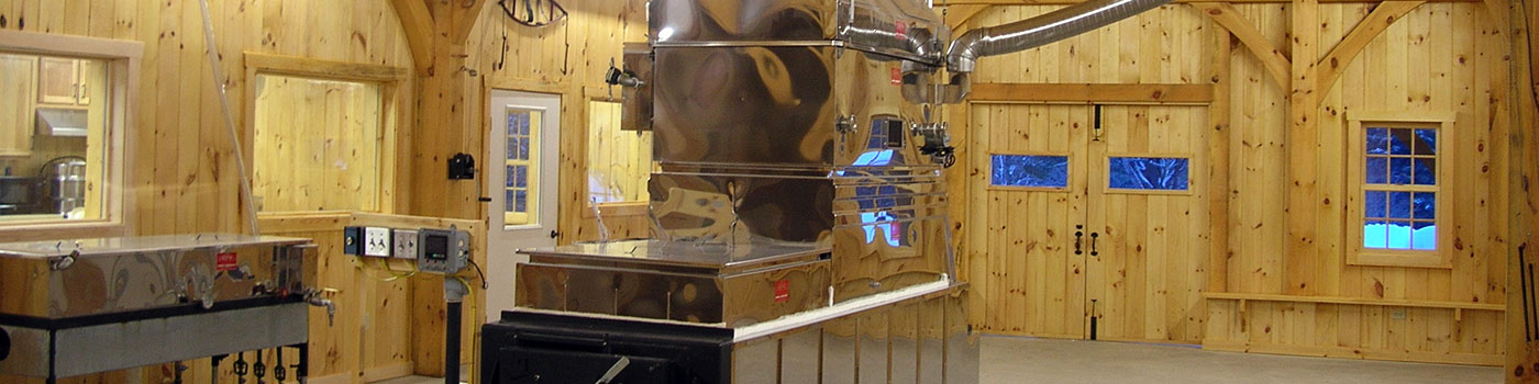 Maple Syrup Process : Tapping, Evaporation and Processing